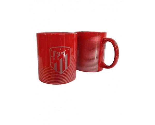 Taza de porcelana Atletico de Madrid...
