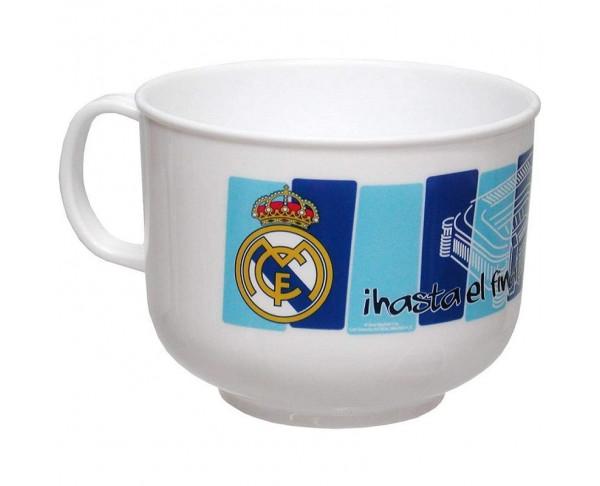 Tazón grande desayuno Real Madrid de...