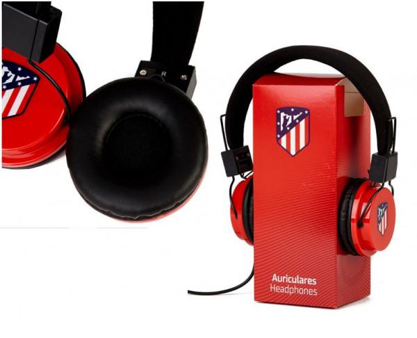 Auriculares Stéreo Oficiales Atlético de Madrid