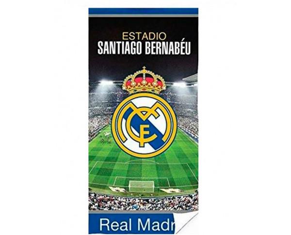 Toalla grande Real Madrid Santiago...