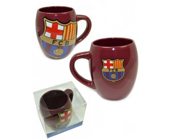 Taza FC Barcelona de porcelana...