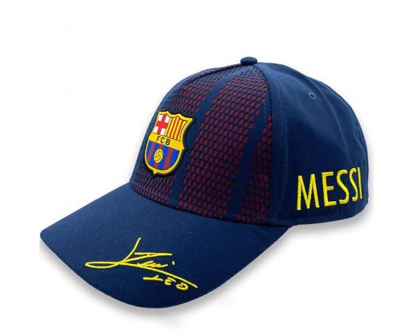 Gorra Oficial del FC Barcelona Messi...