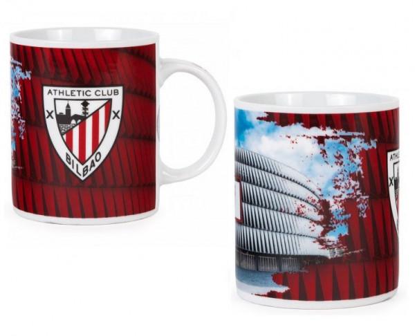 Taza de porcelana Athletic Nuevo estadio de San Mamés