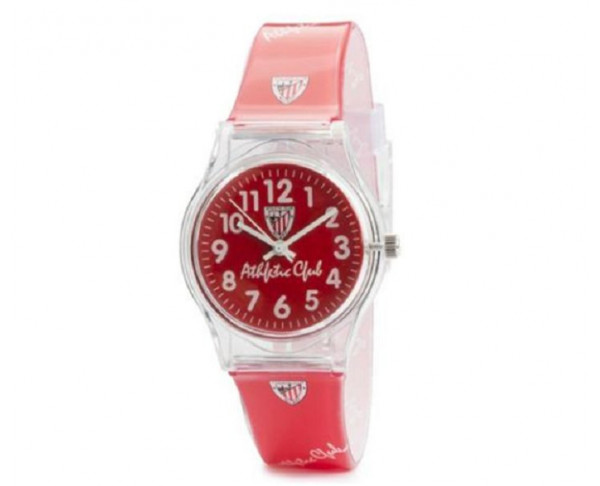 Reloj juvenil de pulsera Athletic Club esfera roja