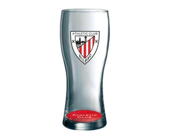 Vaso grande de cerveza Athletic Club Bilbao