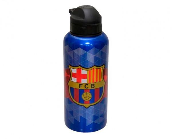 Botella de aluminio cantimplora FC Barcelona