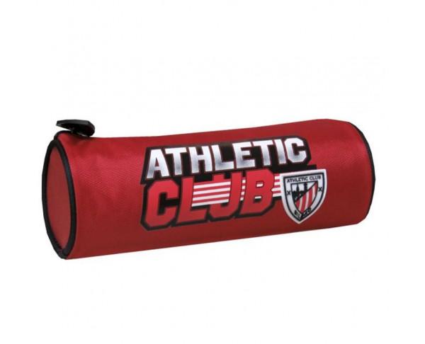 Estuche portatodo cilindro Athletic Club Bilbao