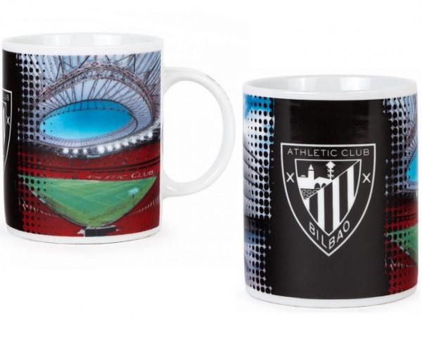 Taza de porcelana Estadio Nuevo San Mamés
