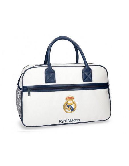 Bolsa de viaje Real Madrid Sport de polipiel alto de gama